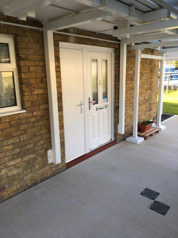 Composite Door Fire Standard FD30