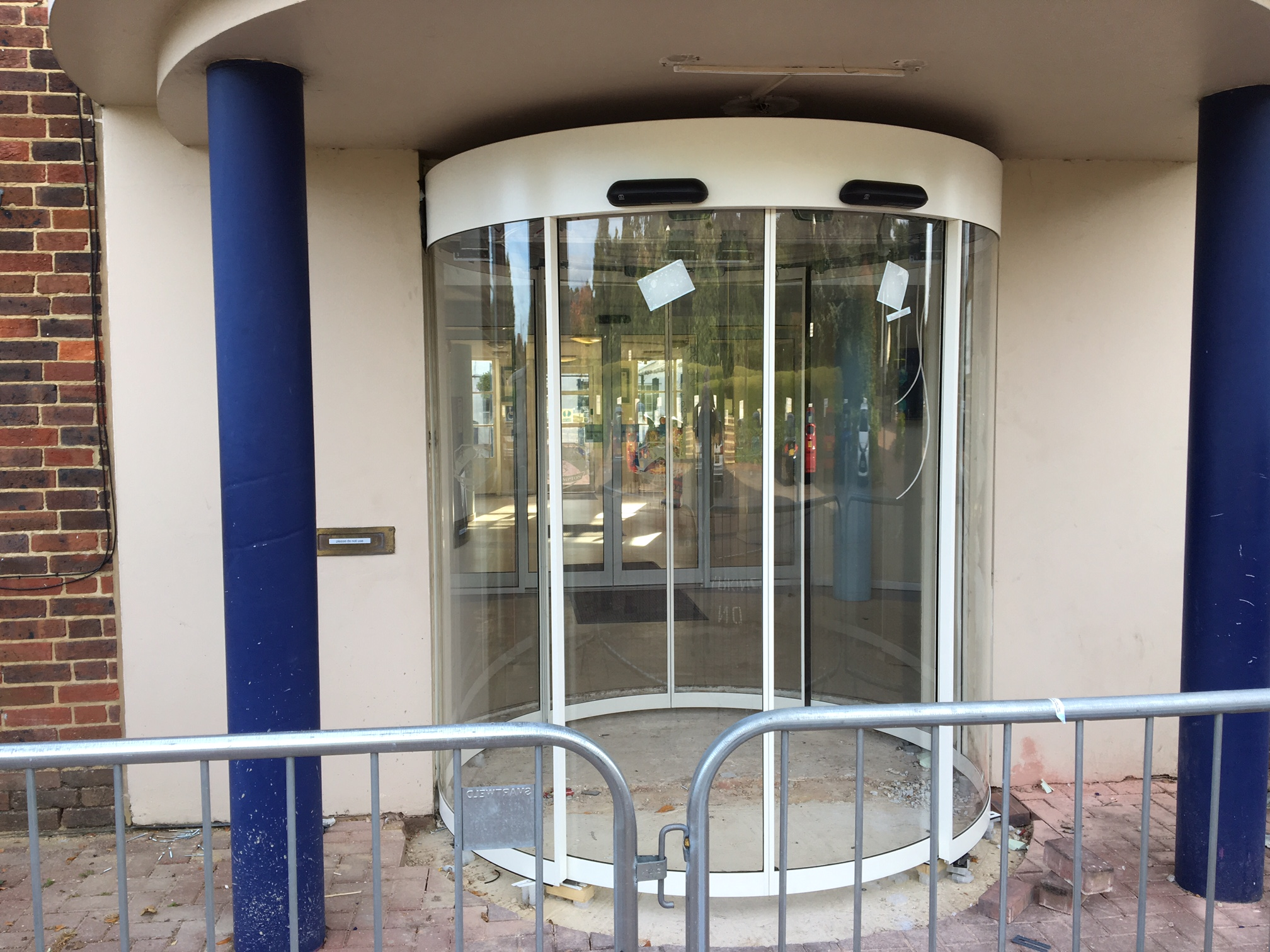 Southern Glass Services Richard Taunton Main Entrance Doors