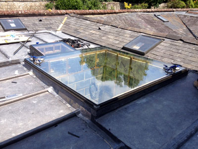 Double Glazed Roof Panel