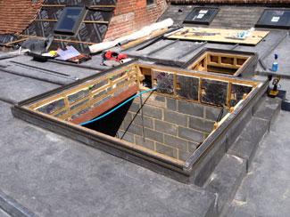 Double Glazed Roof Panel