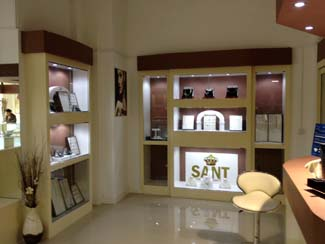 Jewellery Store Toughened Safety Glass