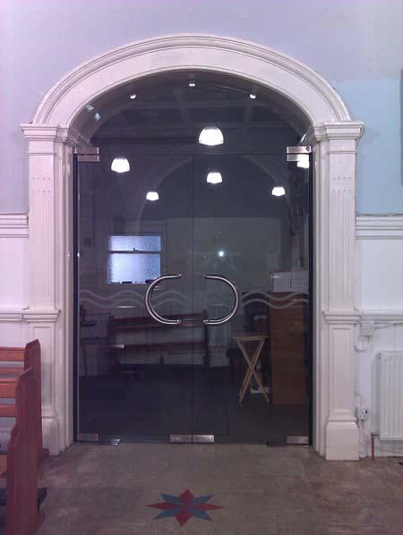 Bournemouth Church Doors
