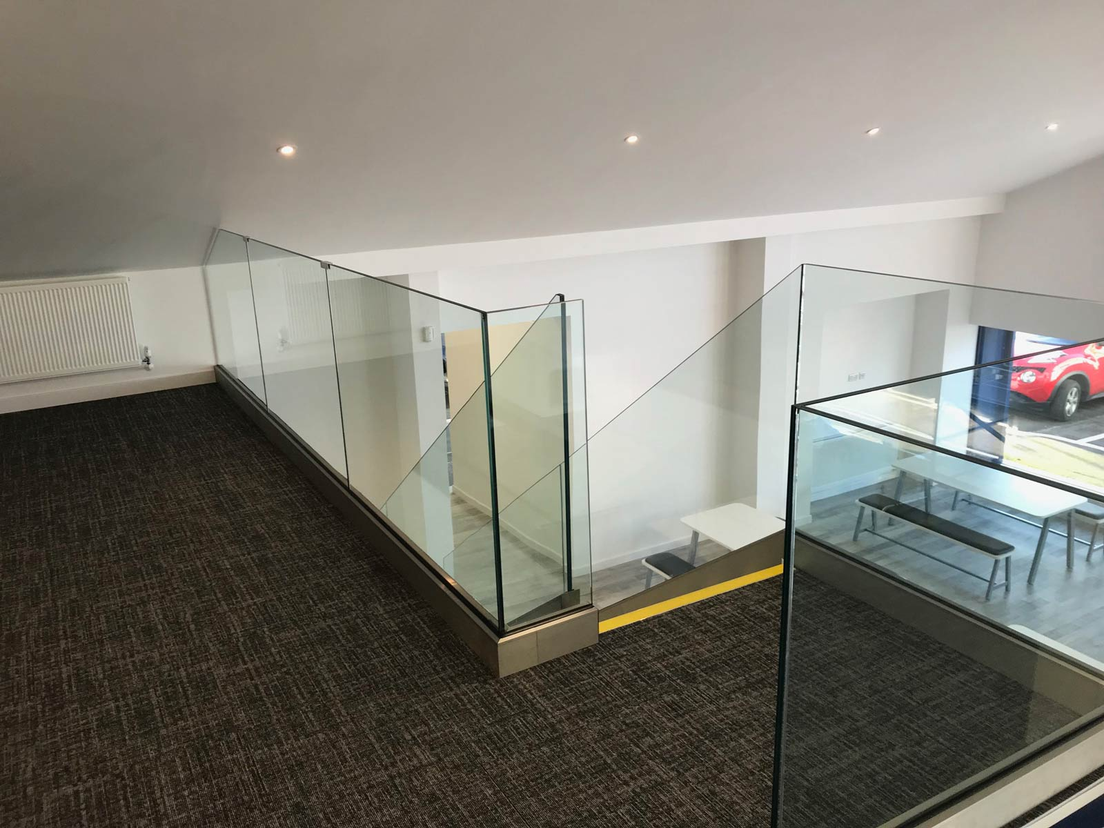 Glass Balustrades Southampton