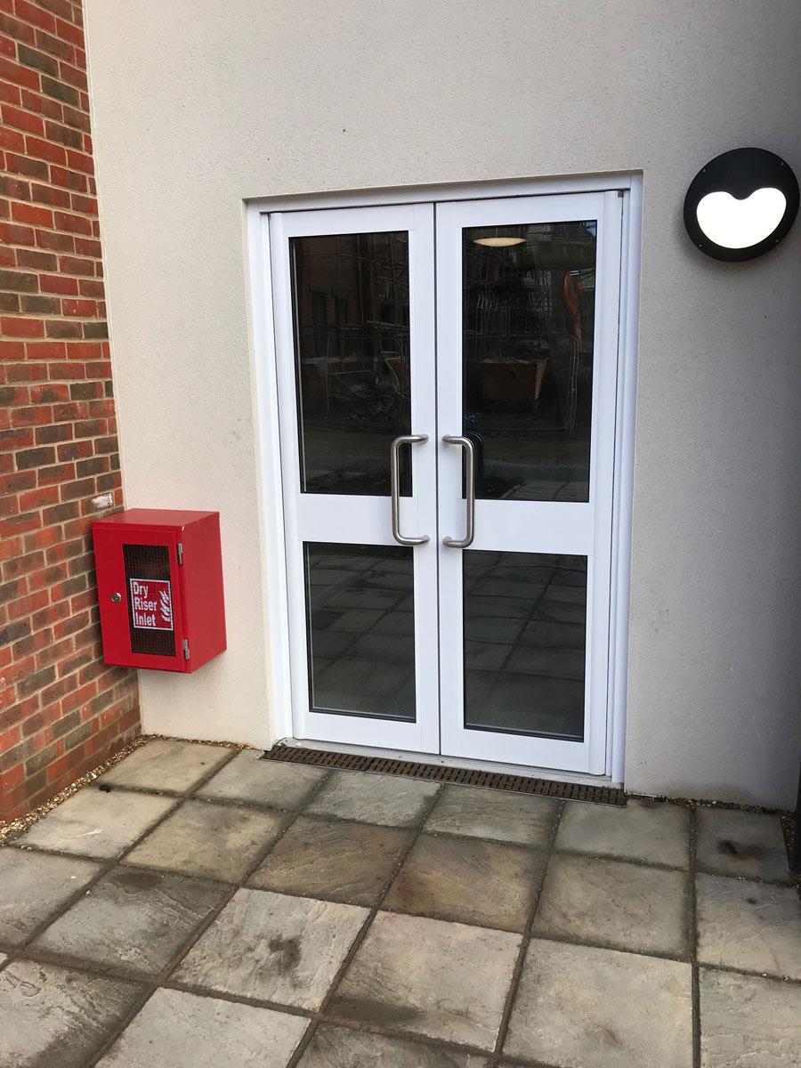 Manual Swing Doors