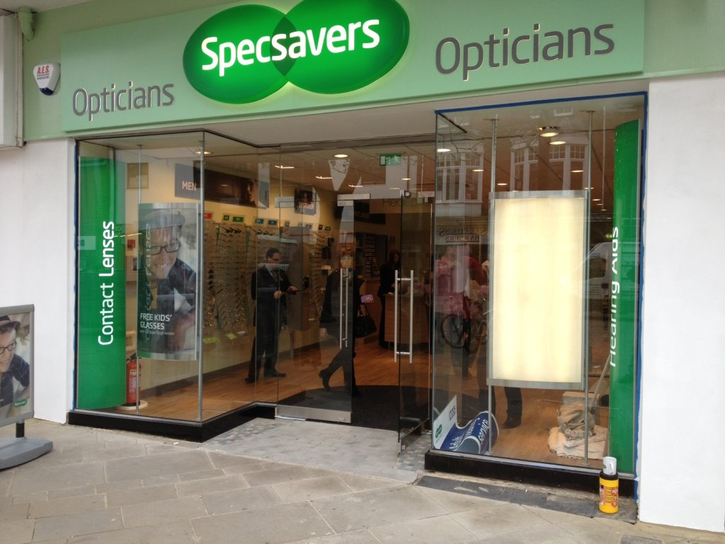 Spec savers fareham