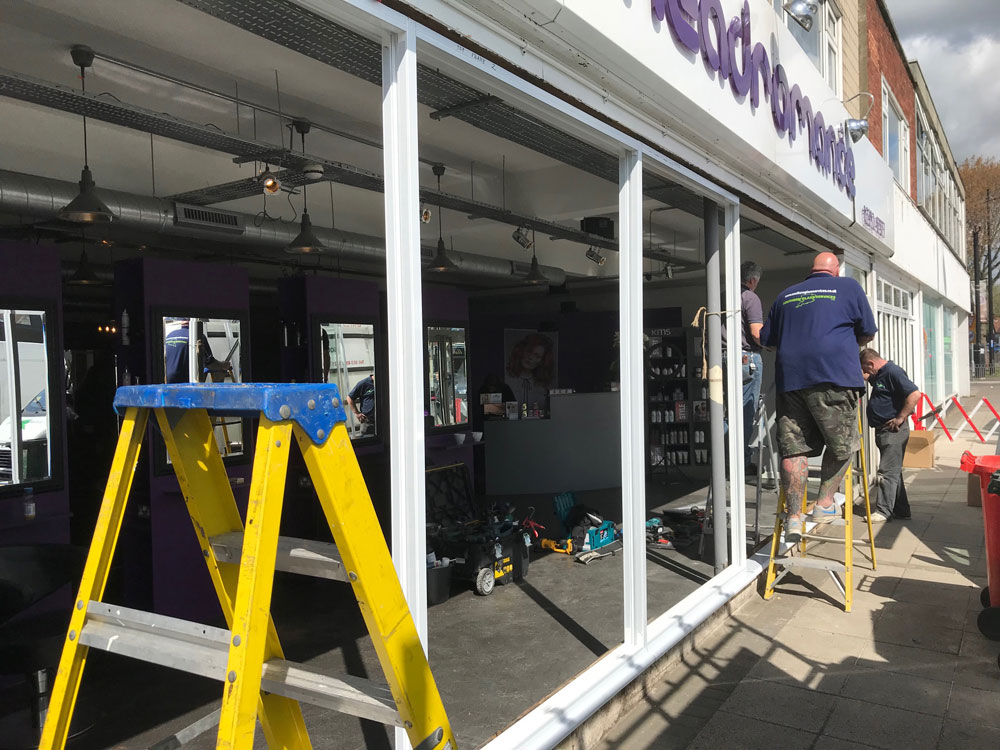 Shopfront Replacement Havant