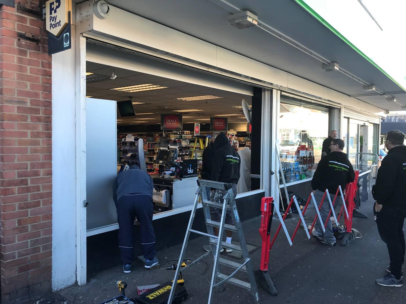 Co-Op Shopfront